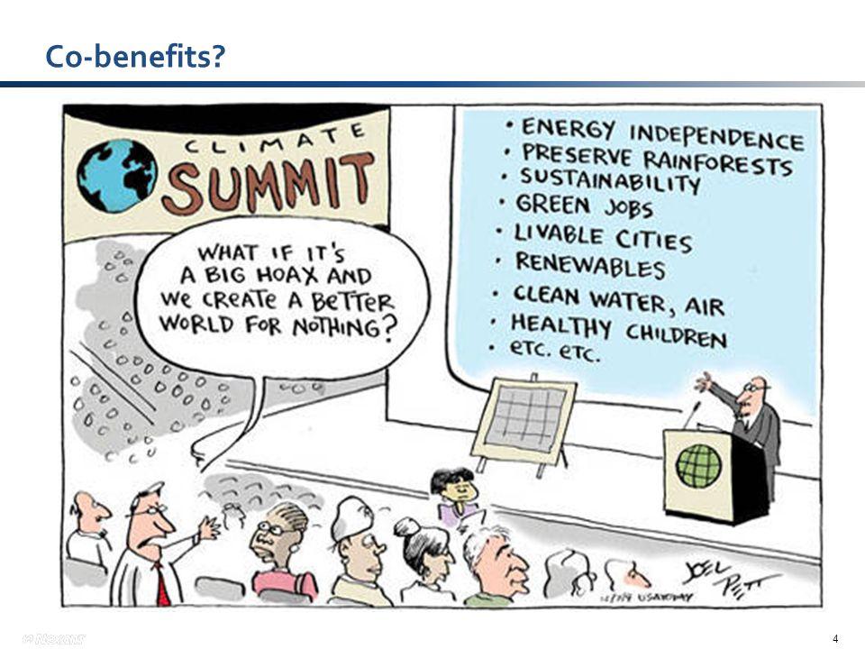 4 Co-benefits?