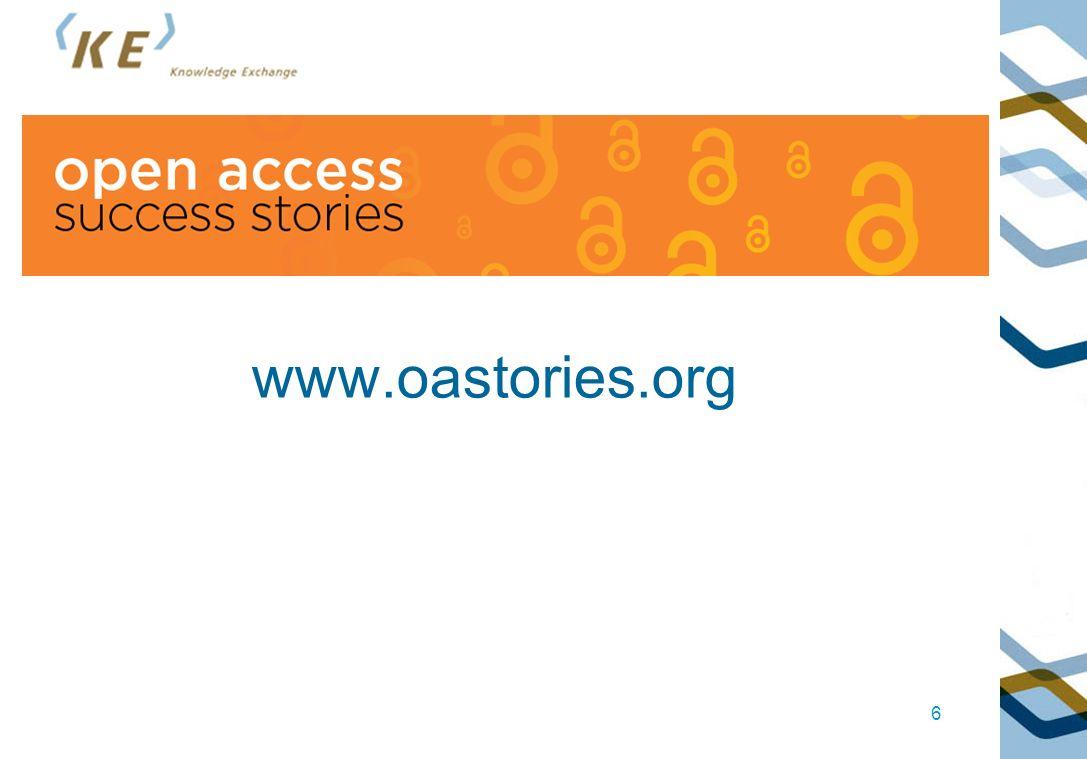 Why 6 www.oastories.org