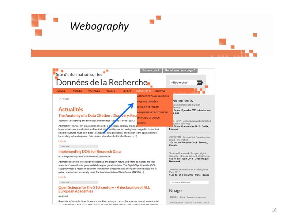Webography 18