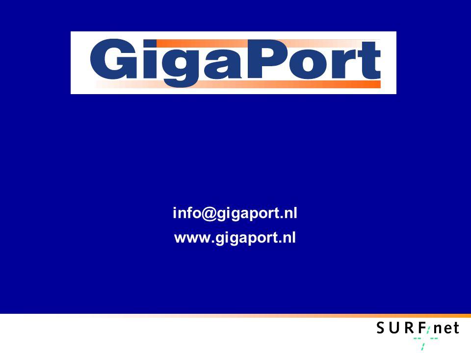 info@gigaport.nl www.gigaport.nl