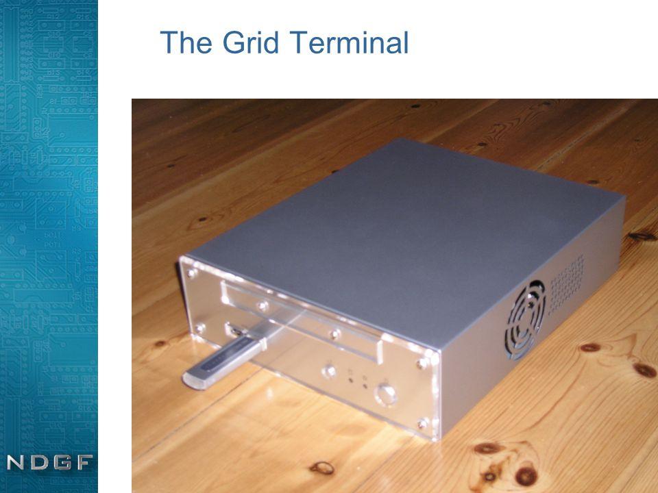 The Grid Terminal