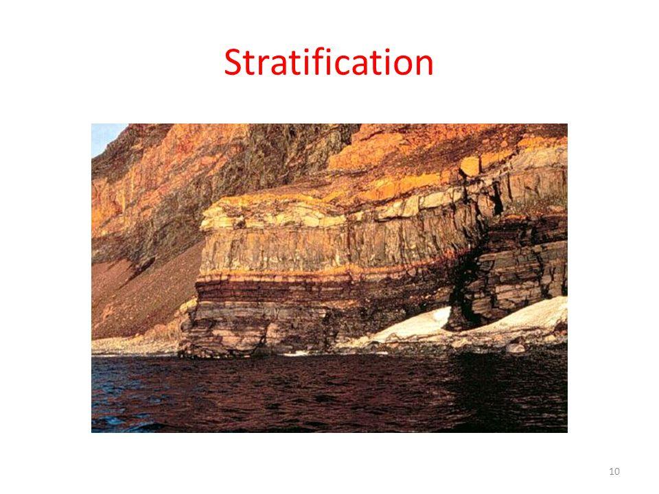 Stratification 10
