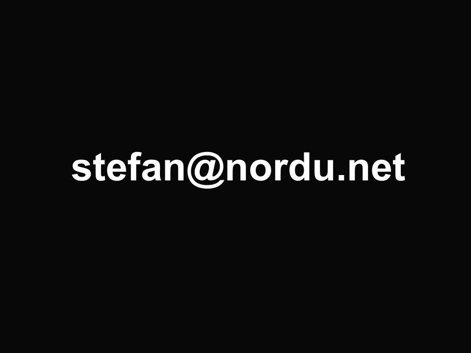stefan@nordu.net