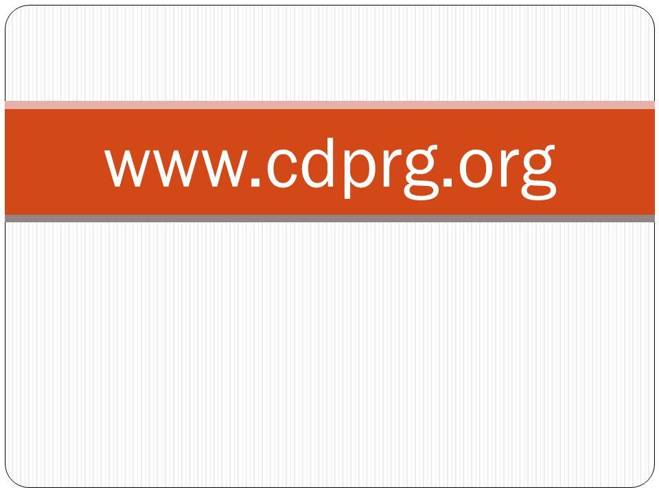 www.cdprg.org