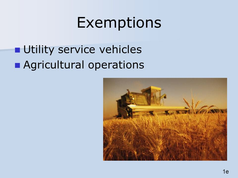Short-haul exceptions 100-air-mile-radius exception 16-hour short-haul exception Non-CDL-driver short-haul exception 7a