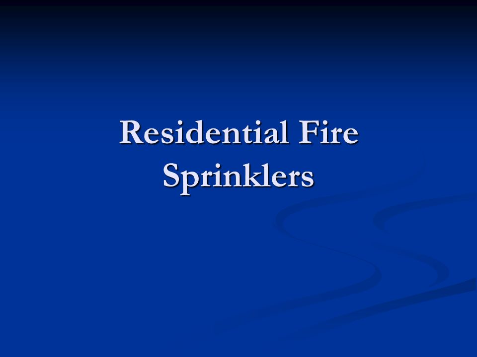 How does a home fire sprinklers discharge compare to a fire hose attack line discharge.