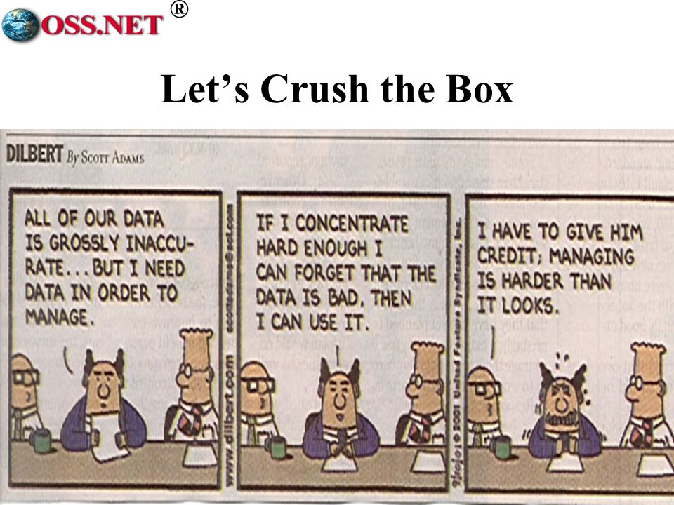 ® Lets Crush the Box
