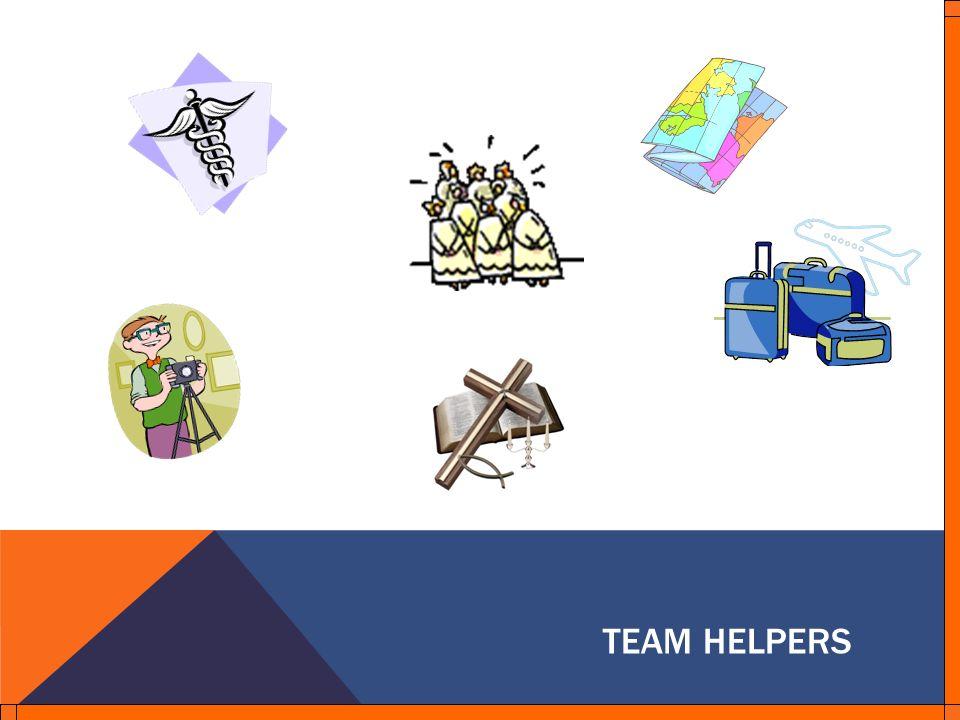 TEAM HELPERS