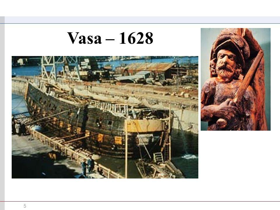 5 Vasa – 1628