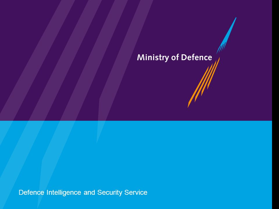 Defence Intelligence and Security Service