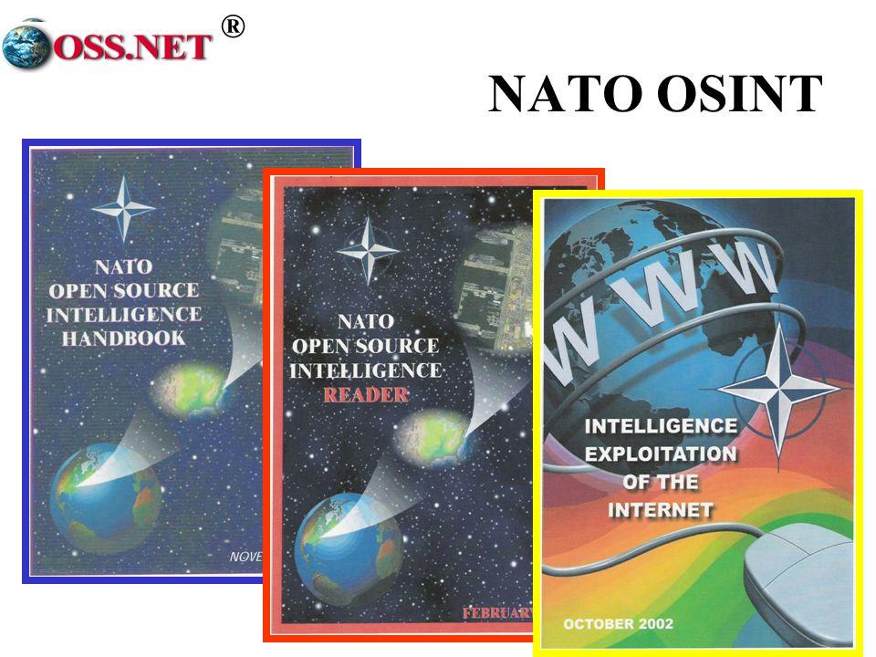 ®® NATO OSINT