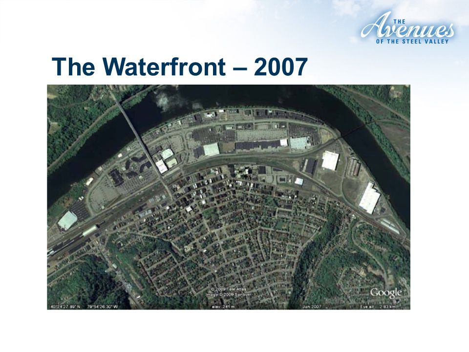 The Waterfront – 2007