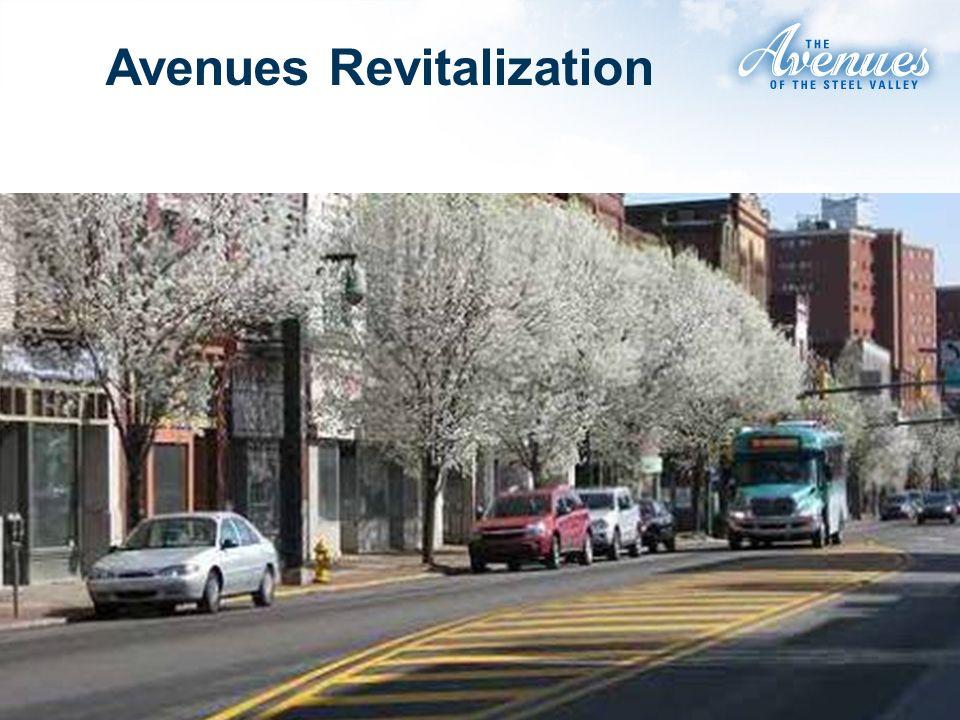 Avenues Revitalization
