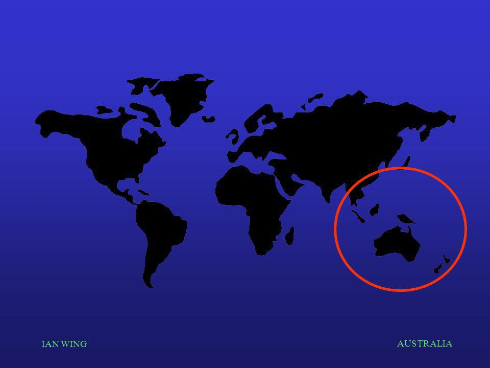 AUSTRALIA IAN WING