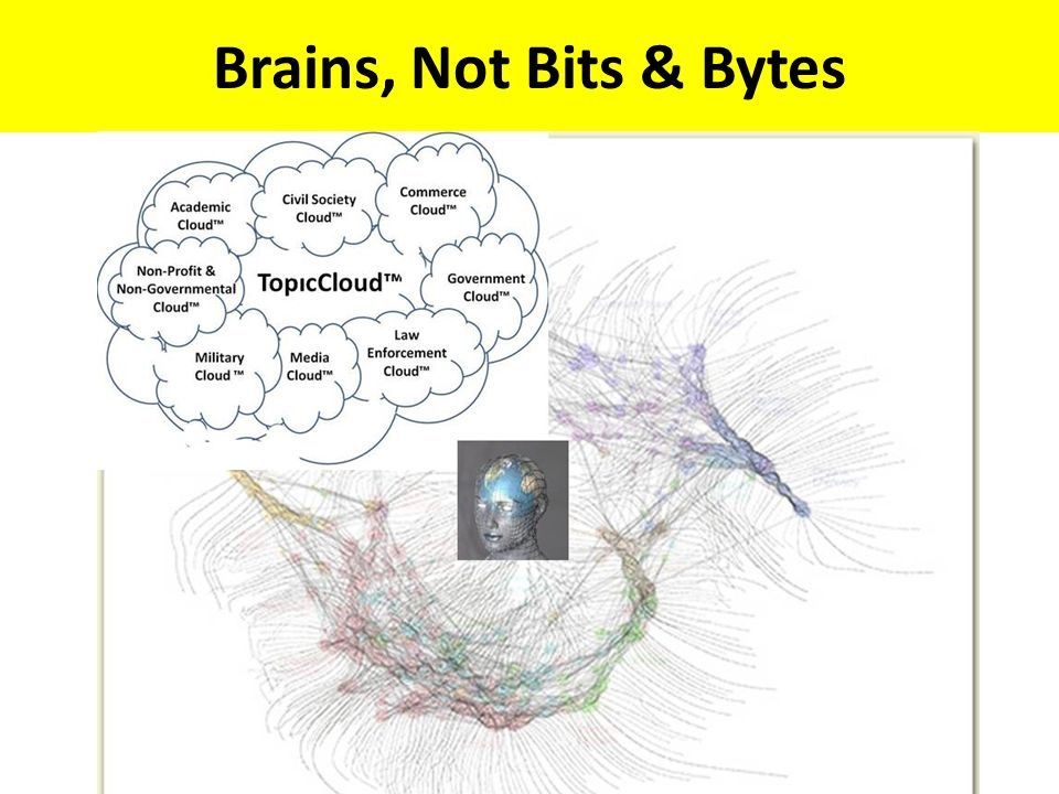 Brains, Not Bits & Bytes