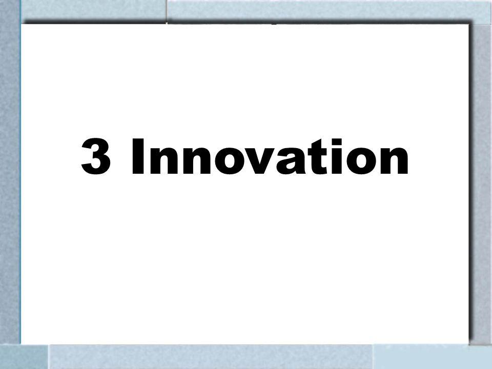 3 Innovation