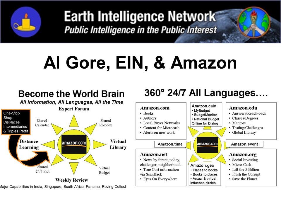 Al Gore, EIN, & Amazon