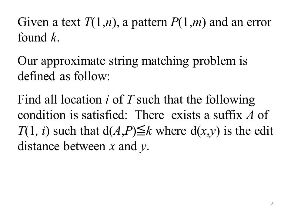 13 Question: How can we find R k (i, j).Answer: Dynamic Programming.