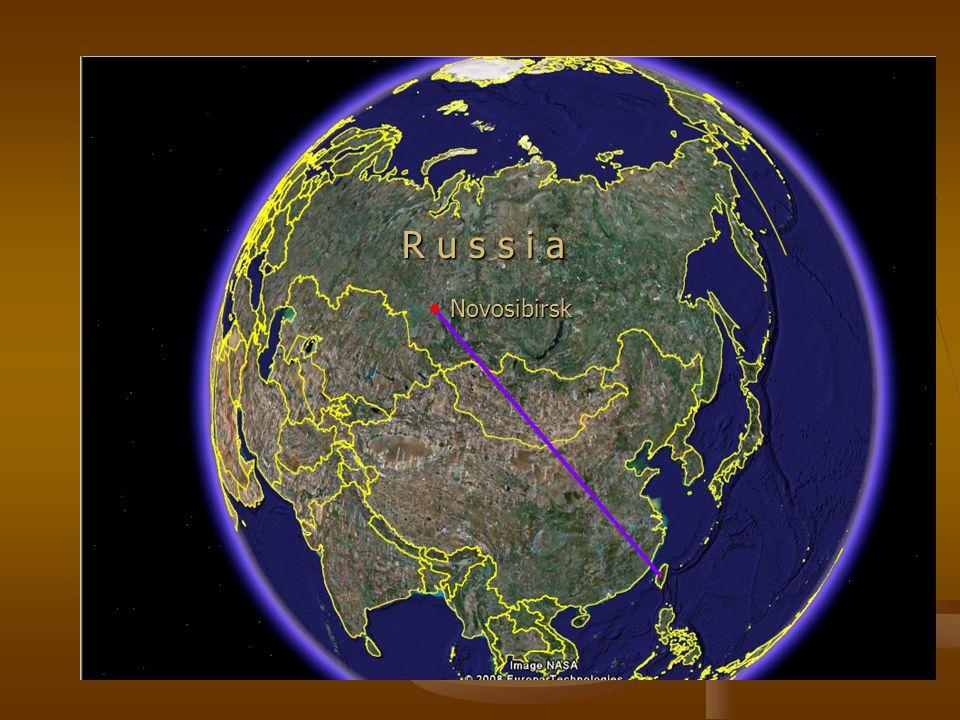 R u s s i a Novosibirsk