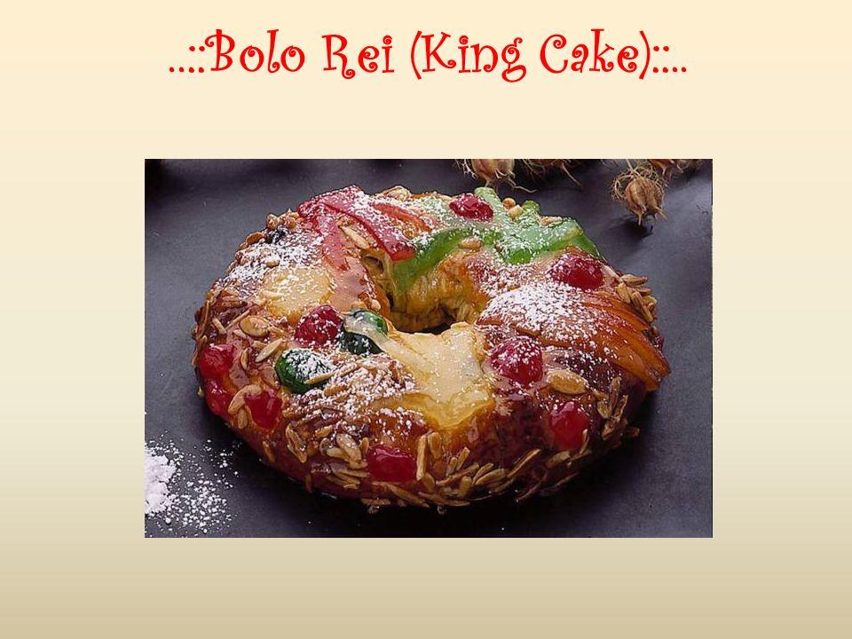 ..::Bolo Rei (King Cake)::..