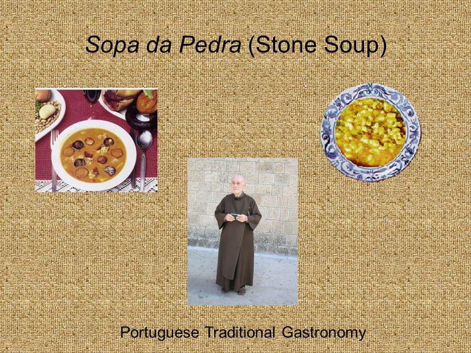 Sopa da Pedra (Stone Soup) Portuguese Traditional Gastronomy