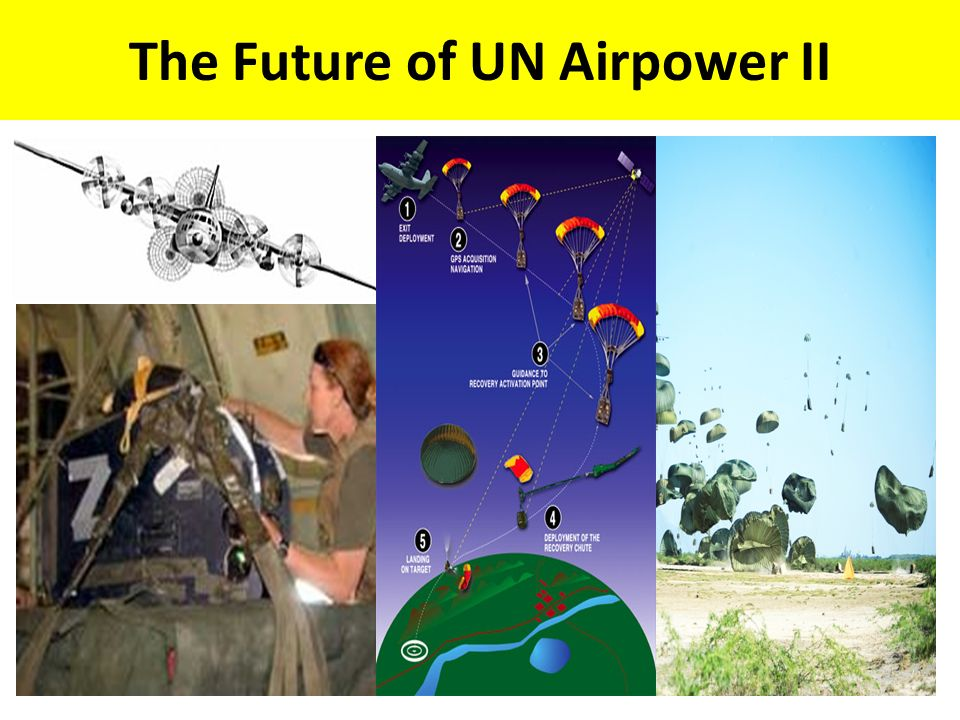 The Future of UN Airpower II