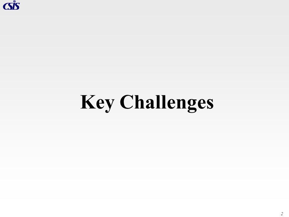 2 Key Challenges