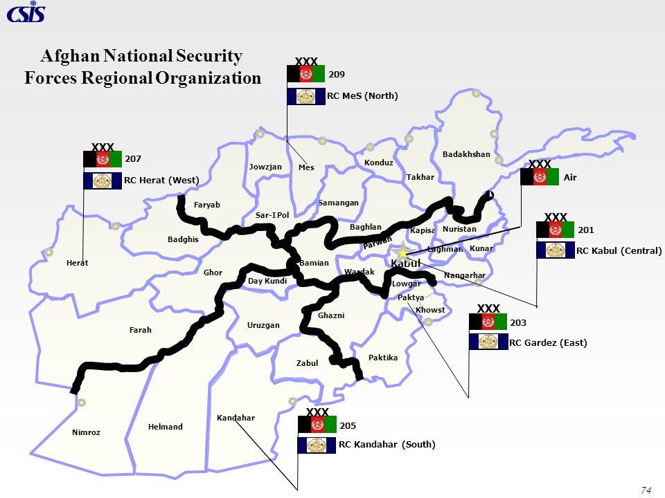 74 Helmand Kandahar Farah Herat Ghor Badghis Zabul Ghazni Lowgar Wardak Bamian Faryab Parwan Kabul Laghman Baghlan Takhar Konduz Samangan Jowzjan Sar-