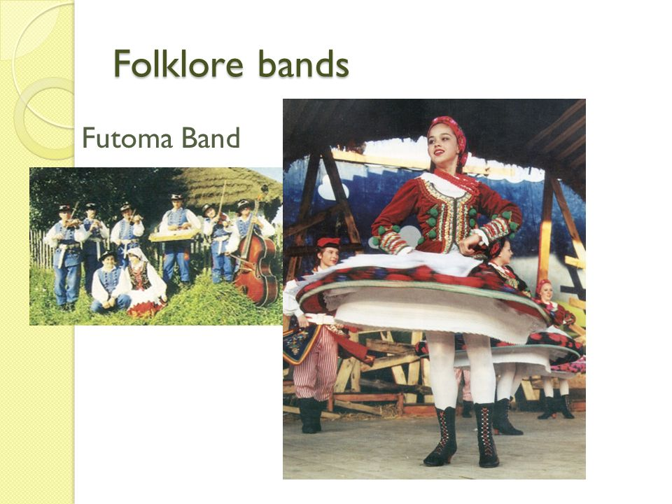 Folklore bands Futoma Band