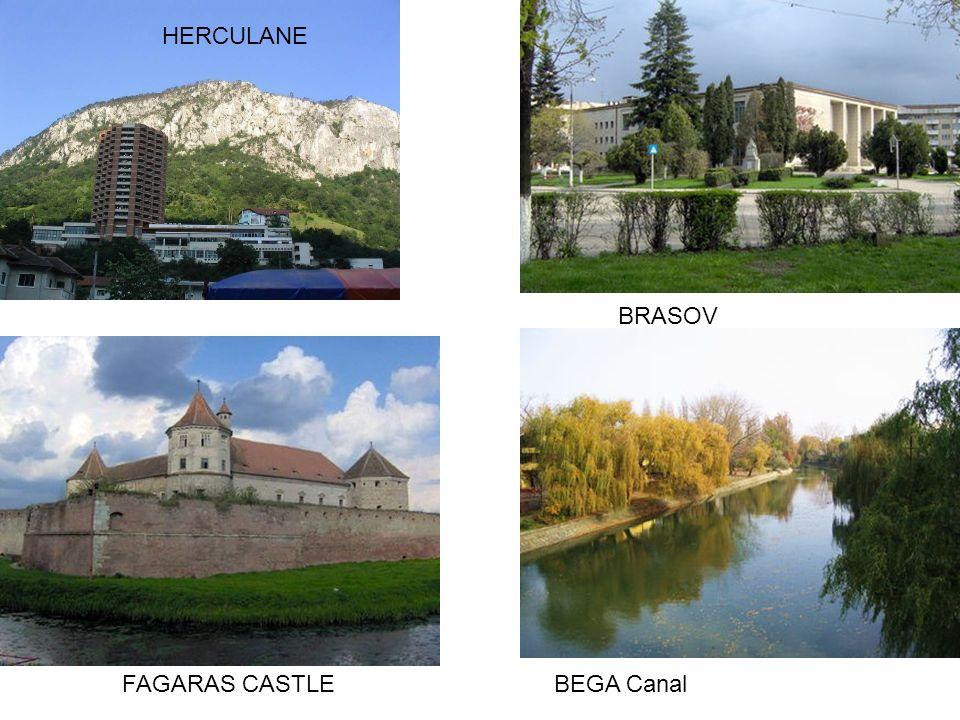 HERCULANE BRASOV FAGARAS CASTLEBEGA Canal