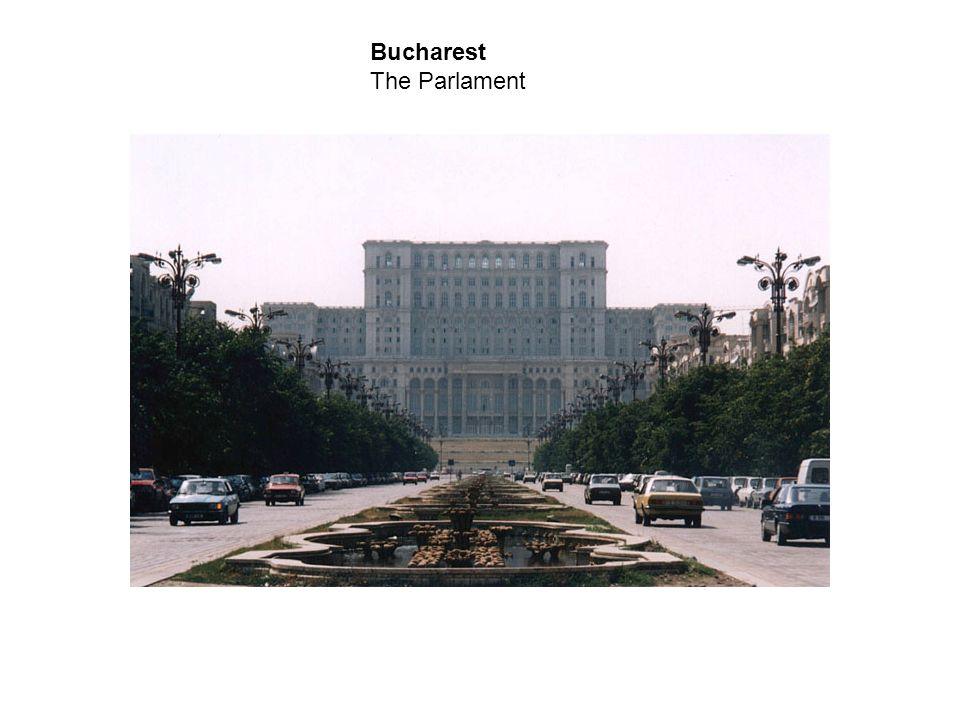 Bucharest The Parlament
