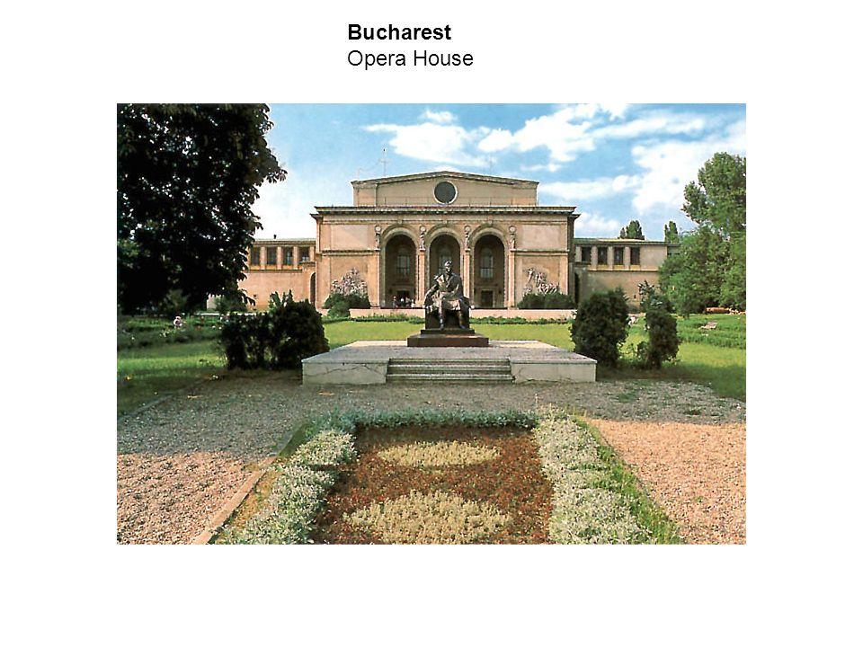 Bucharest Opera House