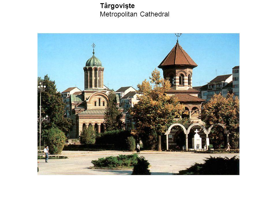 Târgovişte Metropolitan Cathedral