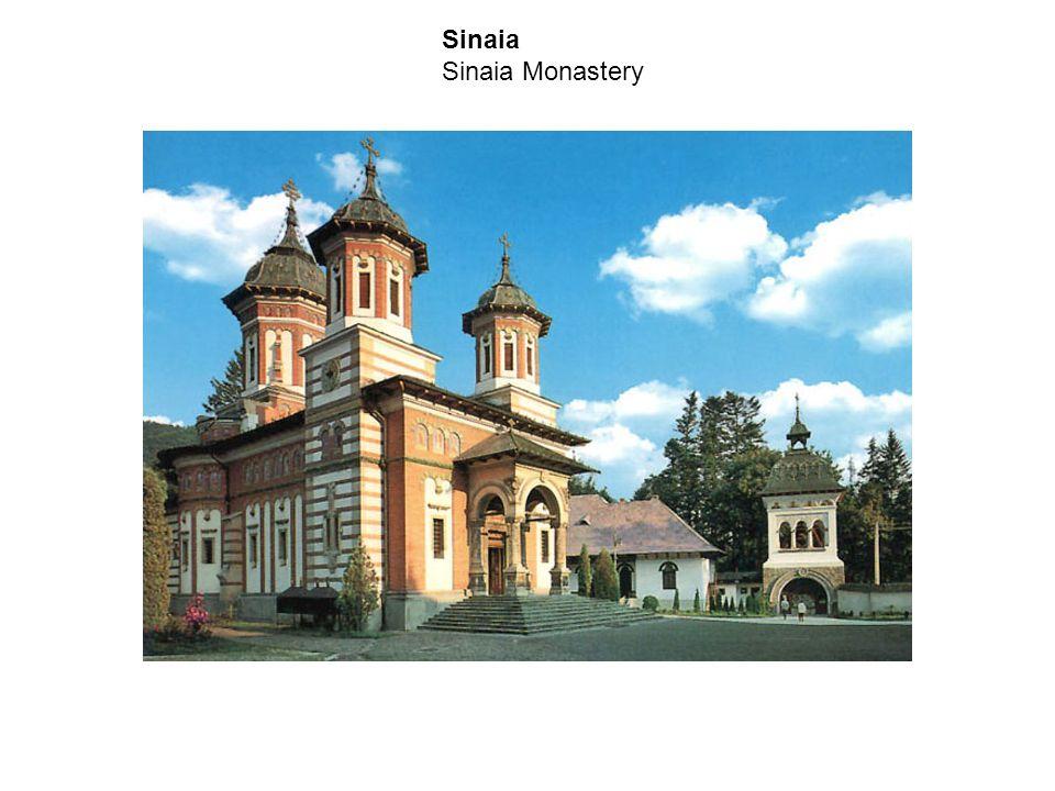 Sinaia Sinaia Monastery