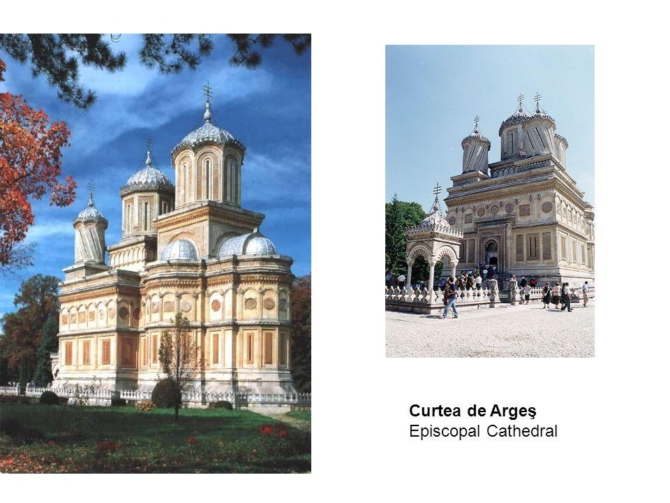 Curtea de Argeş Episcopal Cathedral