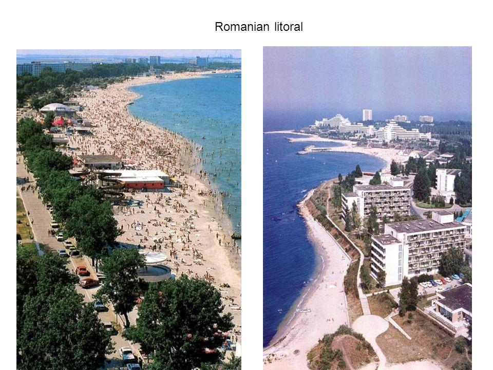 Romanian litoral