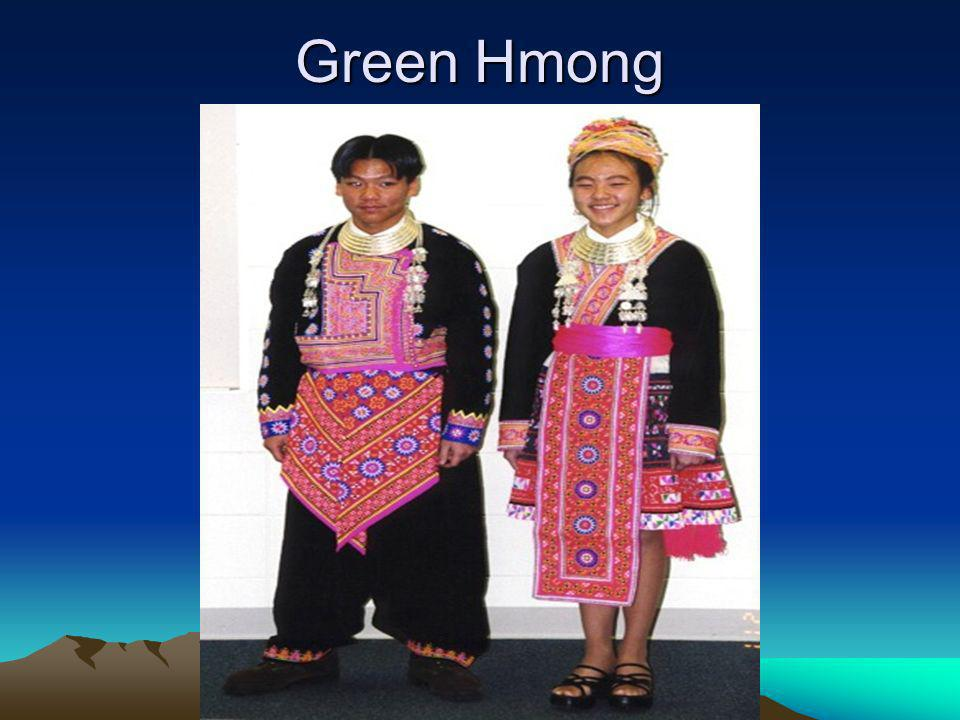 Red Head Hmong
