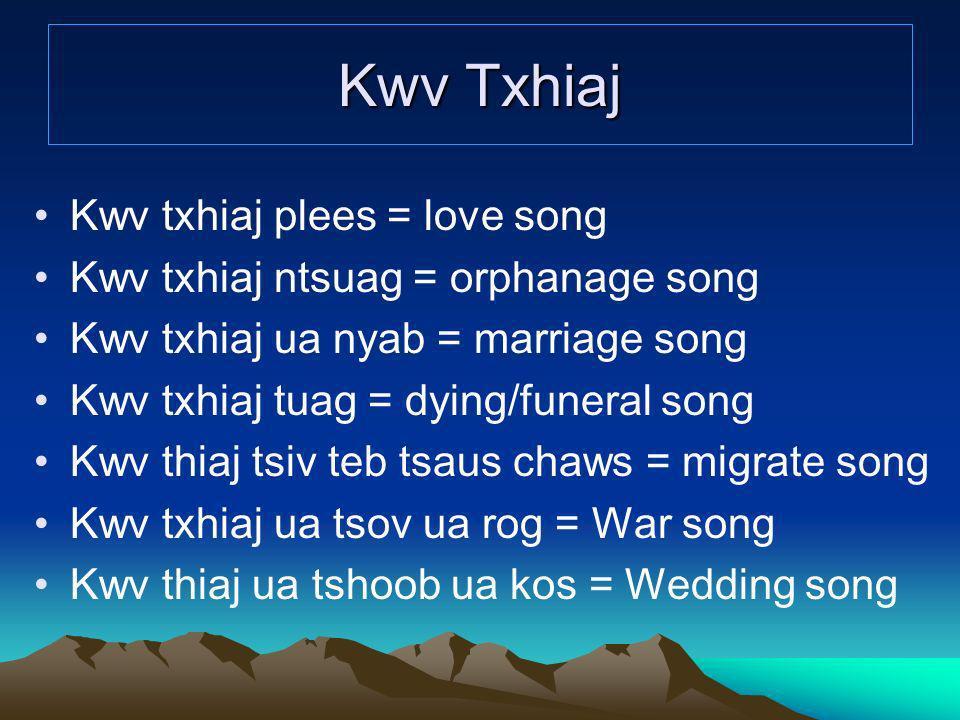 Chinese Hmong