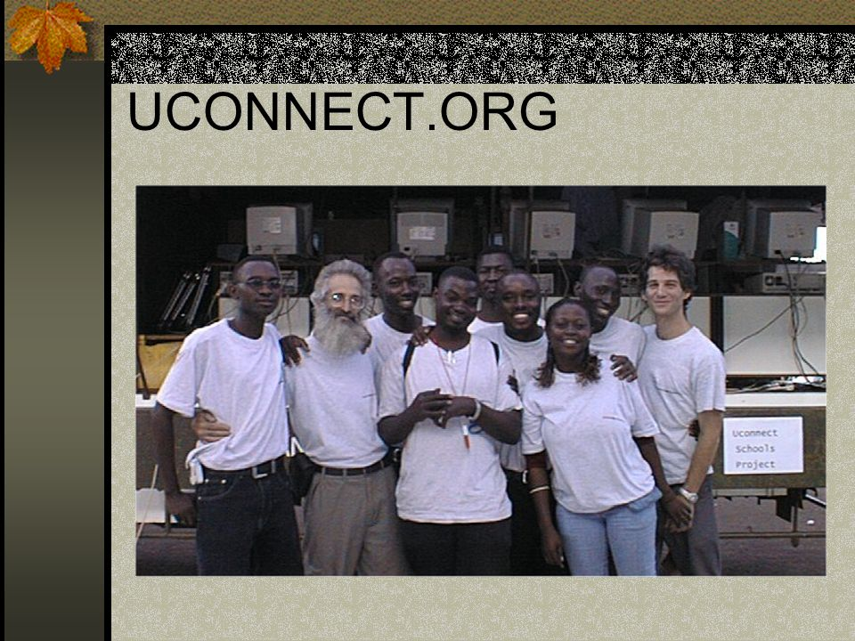 UCONNECT.ORG
