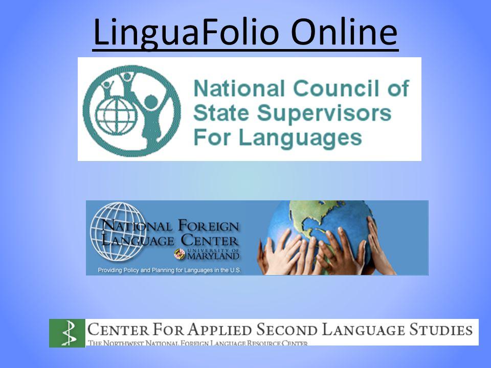 LinguaFolio Online