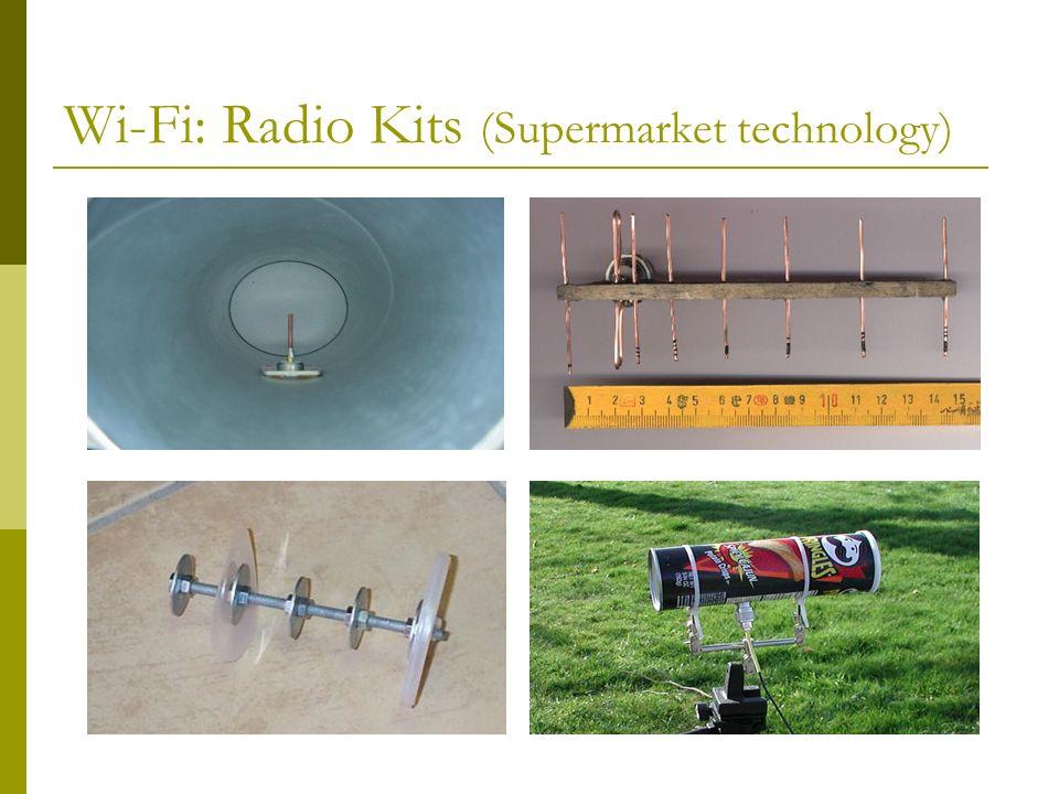 Wi-Fi: Radio Kits
