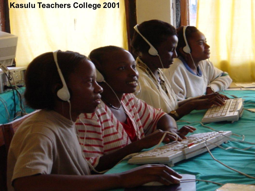 Kasulu Teachers College 2001