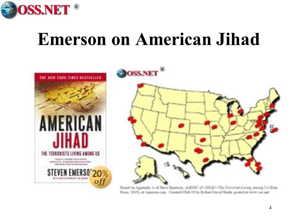 ® 4 Emerson on American Jihad