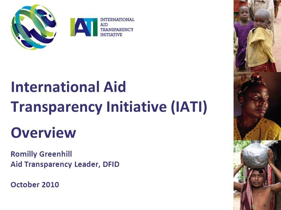 www.aidtransparency.net