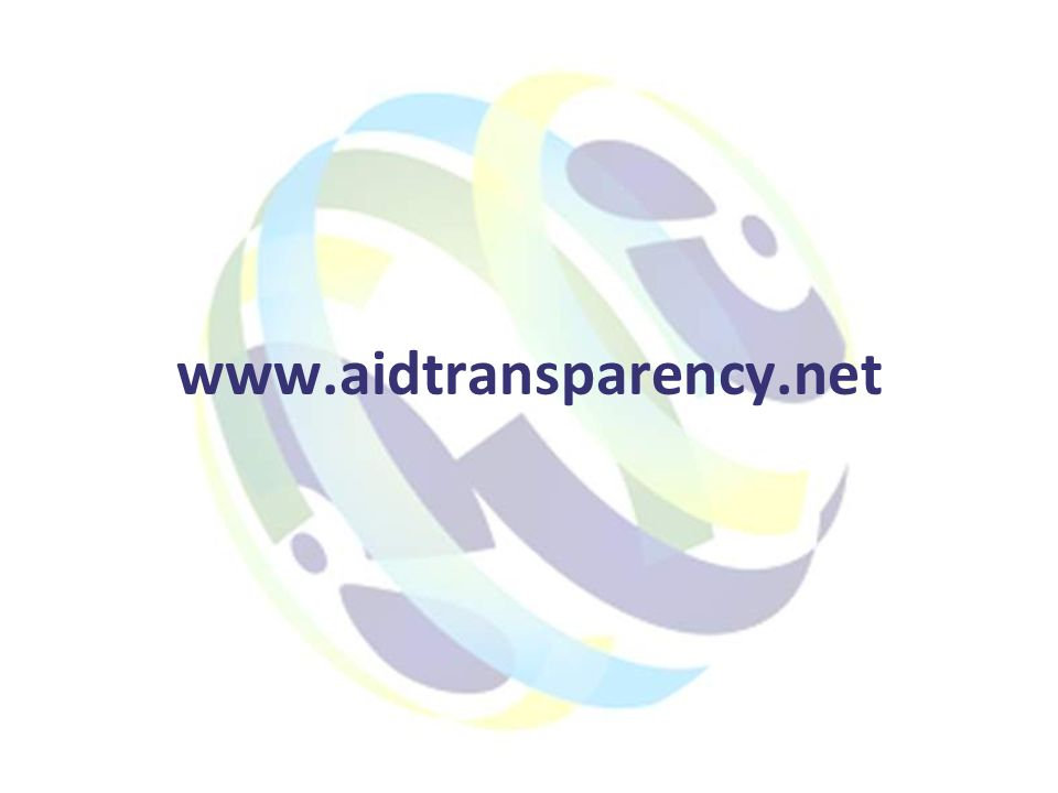www.aidtransparency.net
