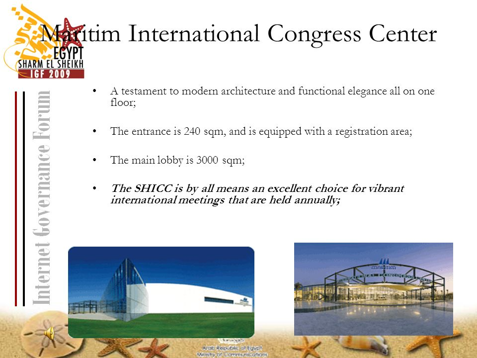 Maritim International Congress Center A testament to modern architecture and functional elegance all on one floor; The entrance is 240 sqm, and is equ