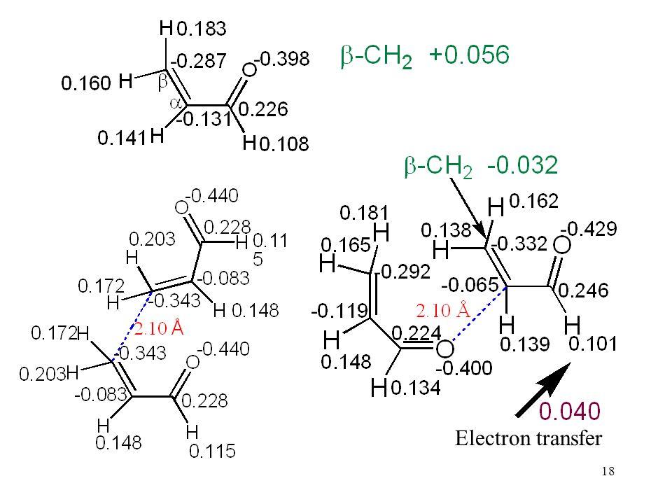 18 Electron transfer