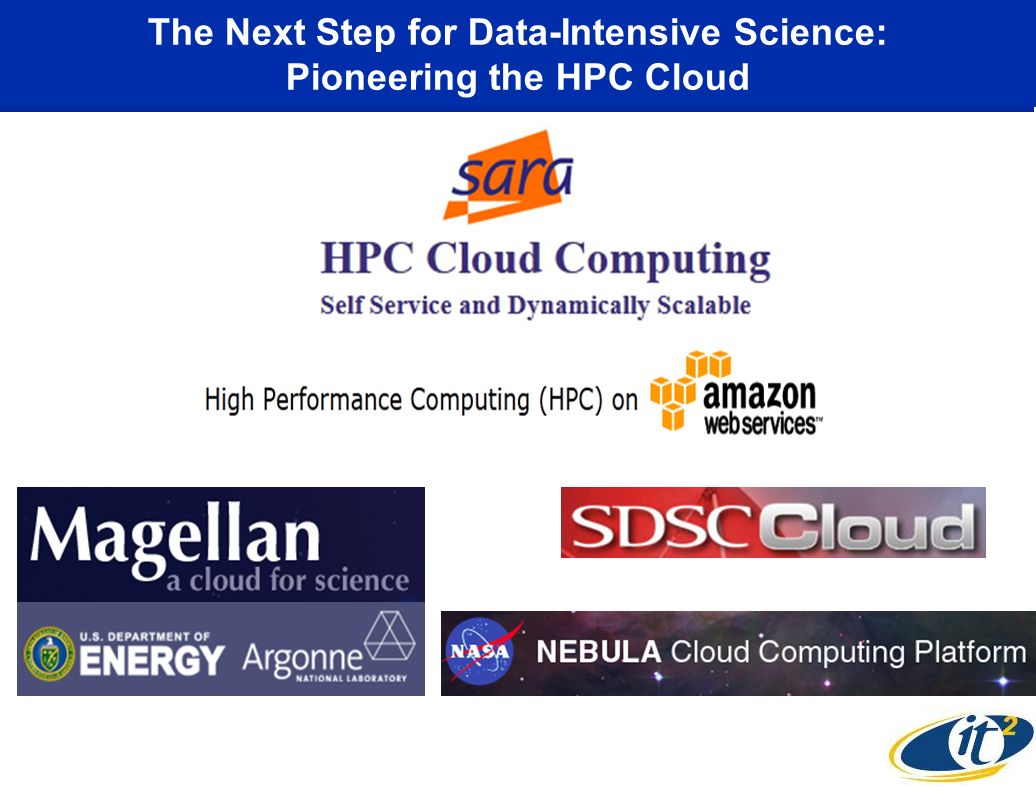 The Next Step for Data-Intensive Science: Pioneering the HPC Cloud
