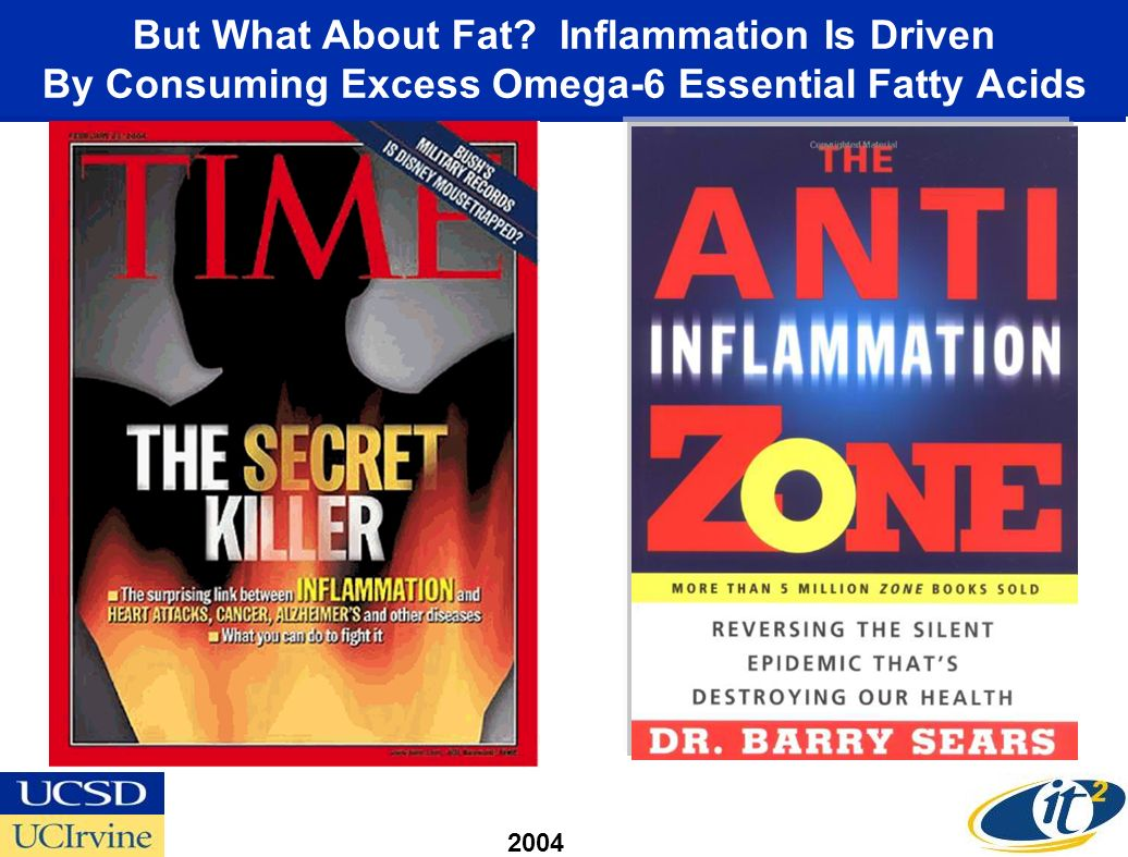 But What About Fat Inflammation Is Driven By Consuming Excess Omega-6 Essential Fatty Acids 2004