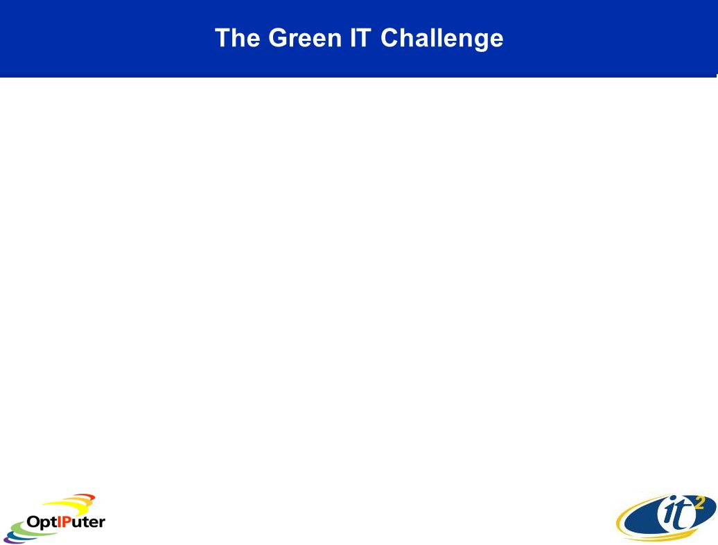 The Green IT Challenge